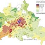 Studie: #Mieten in #Berlin erreichen in Szene-Vierteln Grenze. Wer trotzdem mehr zahlen muss http://t.co/4AN6Mnj8PY http://t.co/BehADahcCY