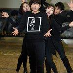 Super Junior リョウク、ミュージカル「アガサ」稽古場公開(1/29) http://t.co/sbjlq2U722