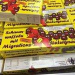 Endlich auf dem Markt: Schaum-Waffeln mit Migratonshintergrund! http://t.co/PZ1QZsXDFL