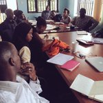 Were organizing 2 stop #Uganda govt export of #healthworkers w @InfoCehurd @ICWEastAfrica @WRAUganda @IPPRU. Onward! http://t.co/KTL5BtNisj