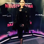 #Mardaani premiered in Warsaw, Poland on 28 Jan. Will be followed by a theatrical release from 5 Feb...