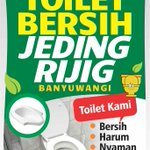 Besok dimulai Festival Toilet Bersih (jeding rijig, jeding resik). Dilombakan antar-sekolah, tempat wisata, dll. http://t.co/Vs3gaREwQA