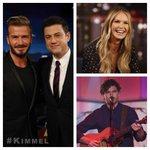 TONIGHT on Jimmy #Kimmel Live after 7NEWS at 10P: David Beckham, Elle Macpherson & music from Vance Joy http://t.co/PXpSPzMeOv