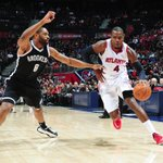 SEVENTEEN! ! Paul Millsap drops 28 Pts & 15 Reb as Hawks beat Nets, 113-102. Atlanta extends win streak to 17 games. http://t.co/3yMCpEEQ2o