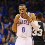 "Knicks.... ""@ESPNNBA: Thunder might have lost tonight, but Westbrook has 72 Pts in 59 min against Knicks this season http://t.co/EeXf830xb2"""
