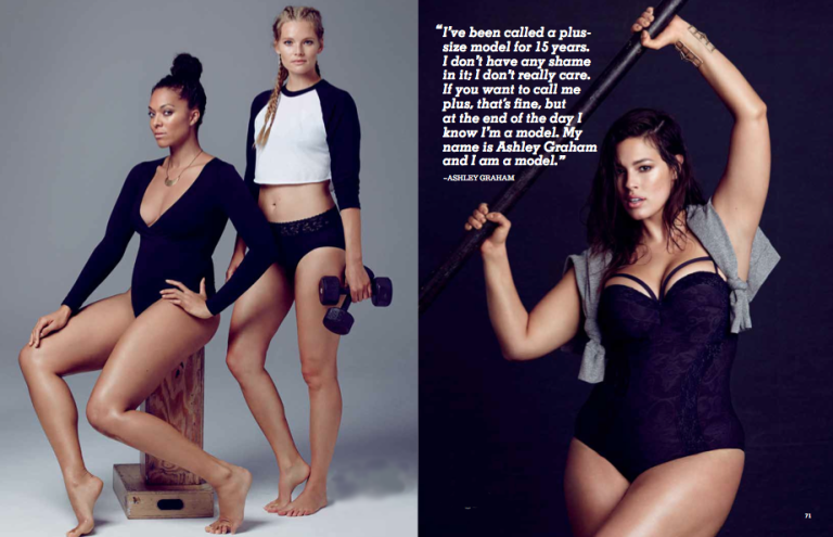 5 plus-size models who were dropped from their agency are back