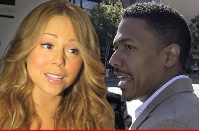 Mariah Carey and Nick Cannon's nanny SUES -- their kids liked me too much!