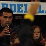 Tiene más Libertadores que RiBer y menos descensos que ese equipo, toma mate. http://t.co/nt8Xvnr8EP