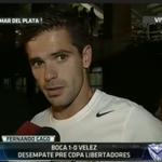 ".@fernandogagome ""Estamos contentos de volver a jugar la Copa Libertadores, un torneo que da prestigio"" http://t.co/7jEtgevv0L"