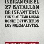 """#AyotzinapaFont """"La verdad histórica"""" - #FueElEstado vía A. Ochoa http://t.co/xws8q5FT4S"""