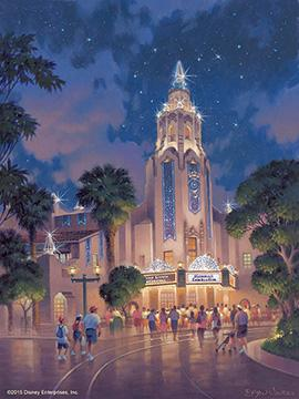 Sleeping Beauty Castle and Carthay Circle Theatre will receive makeovers for #Disneyland60 http://t.co/8G4EMZa398