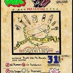 Este 31 de enero,habrá muchas actividades con Patinetas Pandemia y el @IMJ_slp en la segunda Expo Arte Skate.¡Asiste! http://t.co/X5qJwunf7B