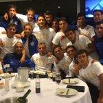 Muy buena victoria muchachos! Vamos por mas!! @pichyerbes @Jocalleri @BurriMartinez07 @AgustinOrion @nicolascolazo http://t.co/hg1RQGevJW