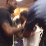 VIDEO: Cavs players gave Kyrie Irving an ice bath in the locker room after his 55-point game http://t.co/KJDfWRI2lU http://t.co/7n18lMQN68