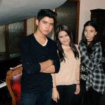 """""""@cassandrasleee: With my Fav GGS Couple @PrillyBie @alysyarief :D http://t.co/VYHjze680P"""""""