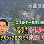 馬渕「40年の運転期間で~」 福島第一原発1号機が寿命の40年を地震直前に迎えるところを、検査して最大60年の運転延長の認可を出したのが、民主党。 あのオッサン…。 #nhk #kokkai http://t.co/XWEZWc2hT4