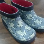 Welly weather! @poconido kids wellies currently just £10!!! #rotherhamiswonderful #Rotherham #sheffieldsnow #snowday http://t.co/KhfW2hrdiy