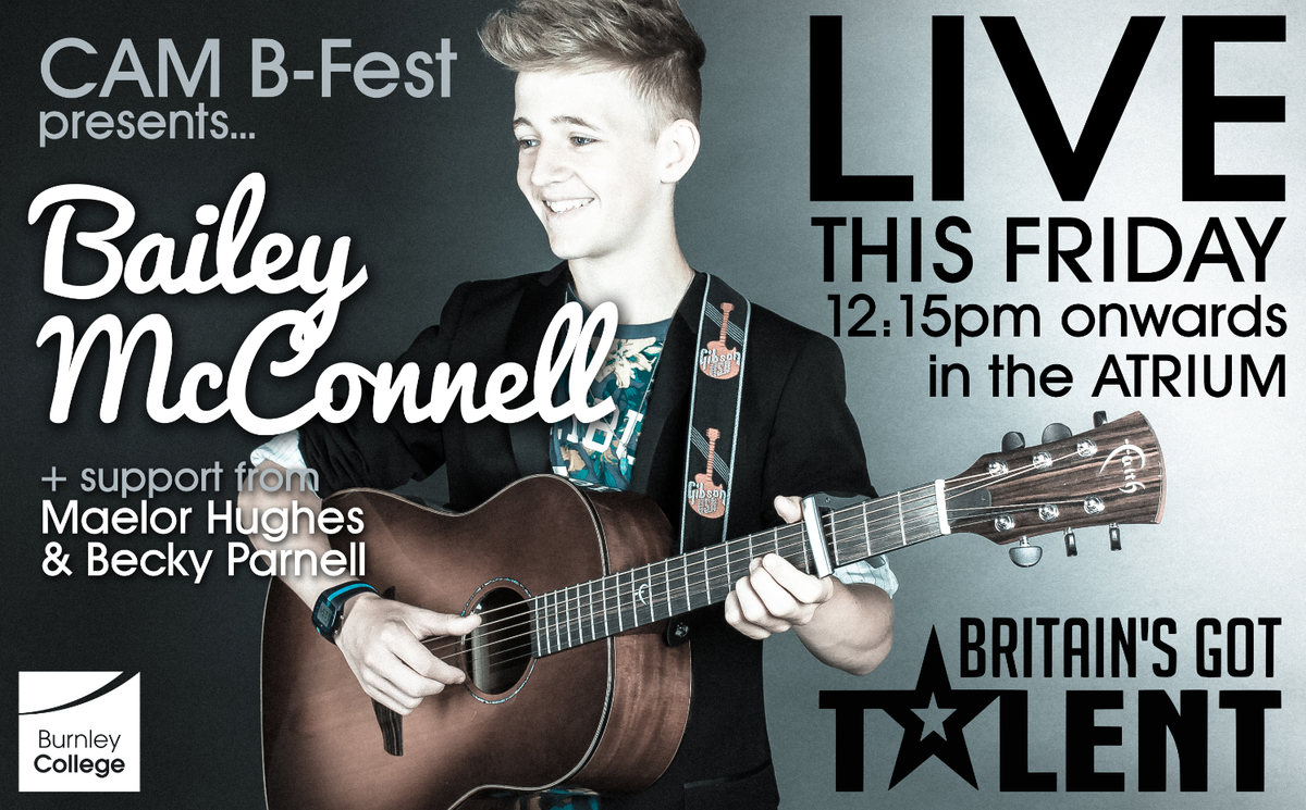 Have you seen our fantastic Bfest acts this week? BGT's @baileymac02 is performing tomorrow! http://t.co/N1nFy8PF8p http://t.co/Iu3GPrZ4ea