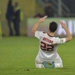 @MDestroOfficial ha accettato lofferta del @acmilan, in foto lultimo goal con la @OfficialASRoma a Palermo. http://t.co/yjwYmoLOWy
