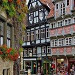 Quedlinburg in Saxony-Anhalt, Germany, by Manfred Kehr http://t.co/ixeunzES6s