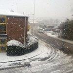 Broadfield Road heading towards the A61 (Heeley Bottom) #SheffieldSnow #Sheffield #Snow http://t.co/SRdZDhSRWf