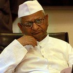 RT @firstpostin: Anna Hazare: Forget Rs 15 lakh crore the govt hasn't brought back even Rs 15 yet.