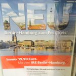 Tolles Angebot der @DB_Bahn für alle aus #Hamburg Anreisenden zu #Olympia in #Berlin #WirWollenDieSpiele http://t.co/z5CBZnoqgS