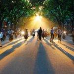 """The most beautiful road in Hanoi"" Id agree: http://t.co/wLFwANioit http://t.co/ONihYG44uu"