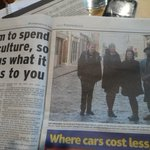 Read all about @rootswingshull in todays Hull paper.... http://t.co/TfBXRusULN