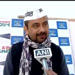 They (BJP) should come out in public for a debate, instead of asking 5 questions behind the curtain: Dilip Pandey,AAP http://t.co/mmUG0NbBJf