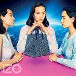 ケンゾー15年春夏の顔は松岡モナ 海外ブランド広告出演は初 http://t.co/KFcjj3xgOH http://t.co/XA1cfvBzNK