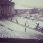 Our view from the #Huddersfield office! Who else made it to work today? #ilovehd http://t.co/McomSKJIxx