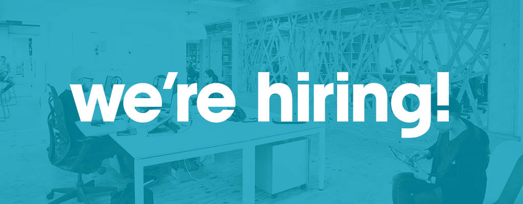Job alert! We're looking for an experienced designer. Do you have what it takes? Let's talk. http://t.co/Y8qsPHOzwE http://t.co/5qXzFruz9N