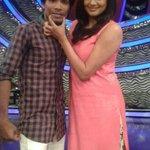 RT @PriyaManiWeb: Contestant #AjithAshokan with @priyamani6 on the sets of #D4Dance :) http://t.co/qIsprc8sP9