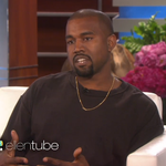 Kanye tells @TheEllenShow hes still figuring out a title for his new album: http://t.co/KmTtBZVn3w http://t.co/qcAAaINTyU