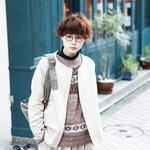 【スナップ】代官山のへアサロン「OOO YY」のRyutaroさん。セットアップは「yotsuba」。 http://t.co/RJuzfiltBx http://t.co/BOJJ5h1TiJ