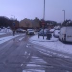 Picture gallery - Further snow hits Huddersfield hard leading to more traffic chaos http://t.co/YApPUbhOjn http://t.co/NshZAxujTF