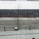 Very snowy here in Sheffield! #sheffieldissuper #sheffieldsnow http://t.co/ELqRiVi39a