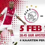 Duels tussen #Ajax en AZ staan doorgaans garant voor (veel) goals. Kom je ook? http://t.co/u8o13oo5PM #ajaaz