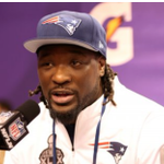 Apparently #Patriots running back LeGarrette Blount is a real life George Costanza: http://t.co/CWIb2B409V http://t.co/Xgb6EFkard