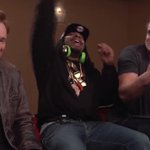 VIDEO: Marshawn Lynch and Rob Gronkowski on 'Conan' is the height of television http://t.co/SlTw1QckVn http://t.co/CExa56Pcqa