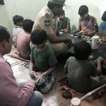 RT @umasudhir: Children had become so much like machines, they would nt stop working even when police raided to rescue them