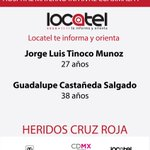 """@locatel_mx: #LocatelTeInformaYOrienta: Lesionados de Hospital Materno Infantil de Cuajimalpa. http://t.co/A6vOXK7Qxv"""