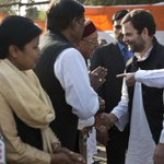 Snapshots: Rahul Gandhis public rally in Seelampur, Delhi today http://t.co/nju9l6PLyL