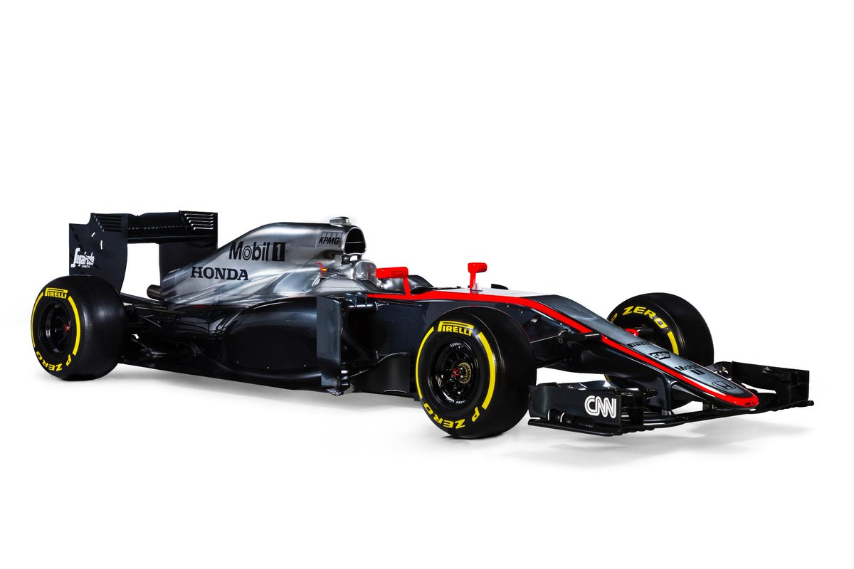 The new McLaren-Honda http://t.co/T73rZITdDB
