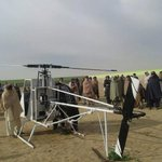 #Afghanistan Made. A Helicopter made by a local Afghan in Grishk district of #Helmand province. http://t.co/OjH4xEUOIS
