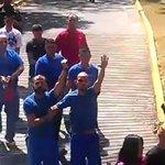 En video: ¡La fuerza está en la unión! gritaron Tirado y Baduel rumbo a la audiencia - http://t.co/KTez7n13CG | http://t.co/PoYvW8kxNw