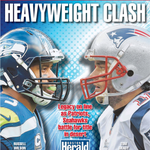 Great poster cover for our #Patriots special section in todays @bostonherald. Lead story: http://t.co/enV8tEwKqP http://t.co/tK6Vz5q4bm