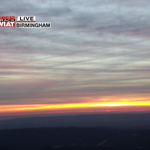 Amazing view from our tower cam this morning #ALwx #bham http://t.co/35IQhL9YCh