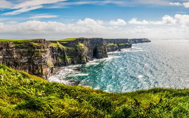 This amazing drone footage will make you want to visit Ireland @Failte_Ireland